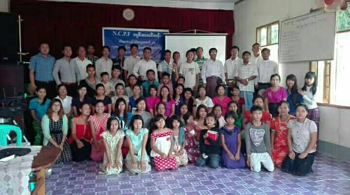 Life Church Naypyidaw