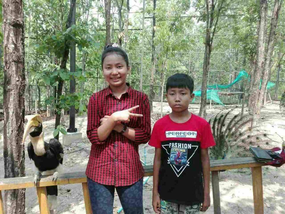 Pastor Tha Ceu's kids